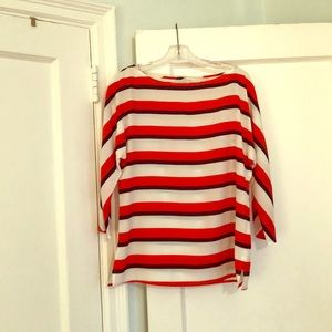 Nautical flowing top